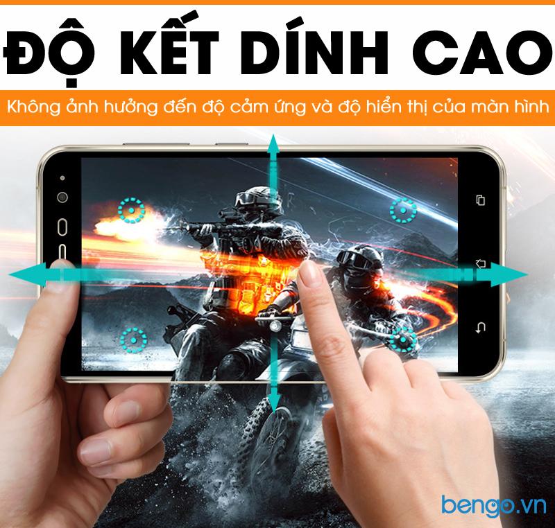 """Dán màn hình cường lực Asus Zenfone 3 Max 5.2"""" (ZC520TL)"""