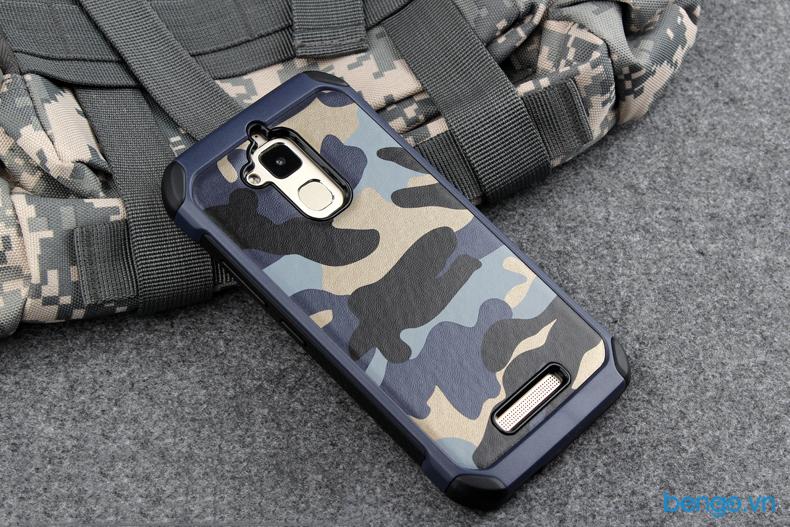 ốp lưng asus zenfone 3 max zc520tl họa tiết quân đội