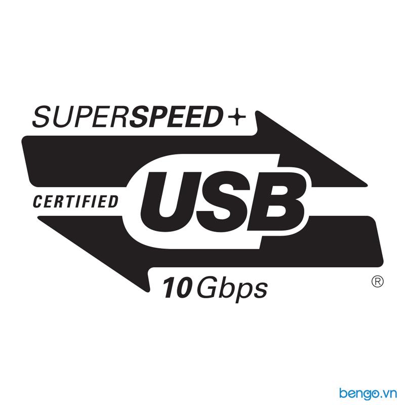 Cáp Belkin USB-C to USB-C 3.1 100W/5A, 10Gbps dài 1m