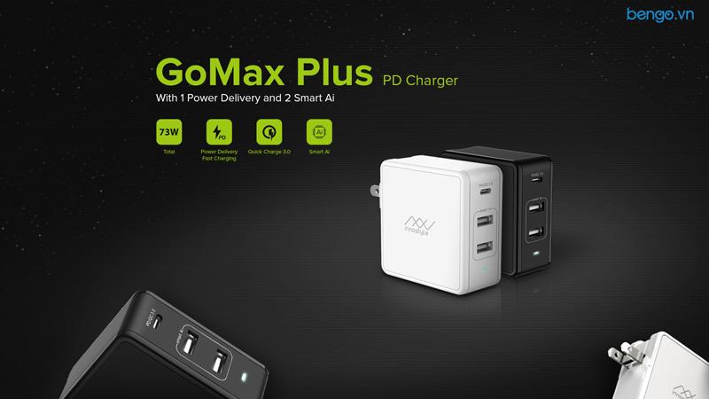 Sạc đa cổng Macbook Innostyle Gomax Plus 73W