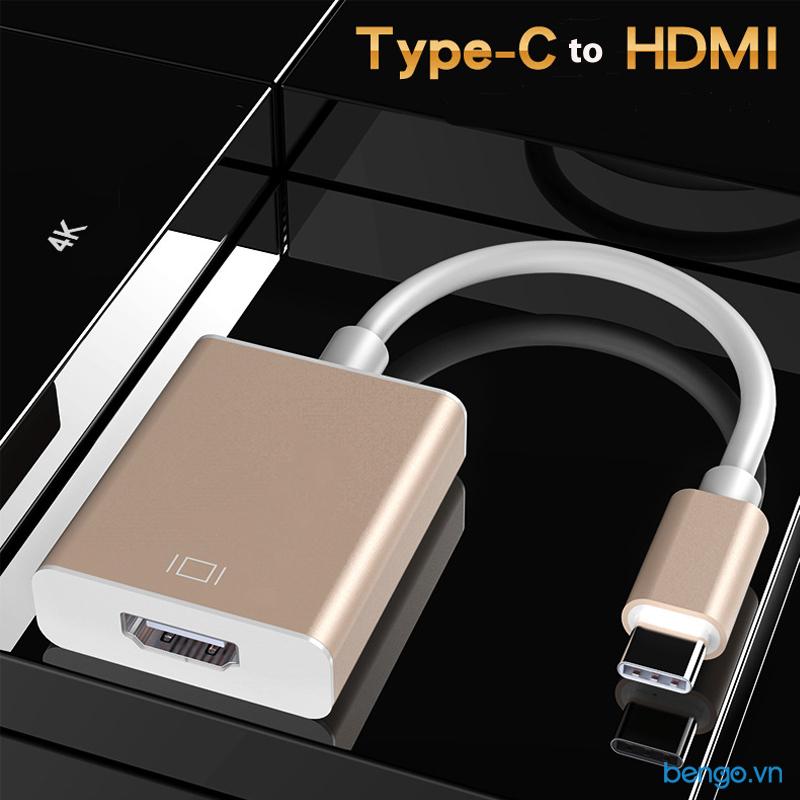 Cáp chuyển USB-C qua HDMI cho nhiều thiết bị
