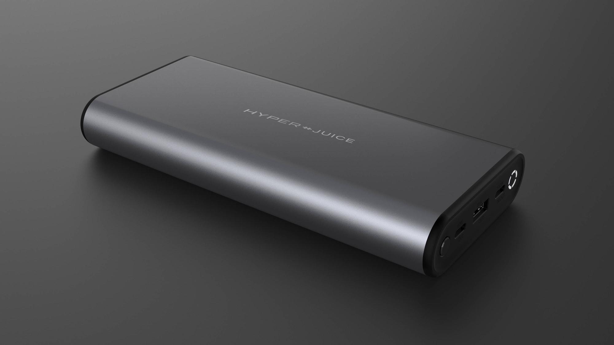 Pin Sạc tích hợp HyperJuice 27000mAh