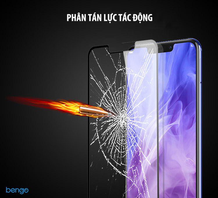Dán cường lực Huawei Nova 3i full keo và từ tính