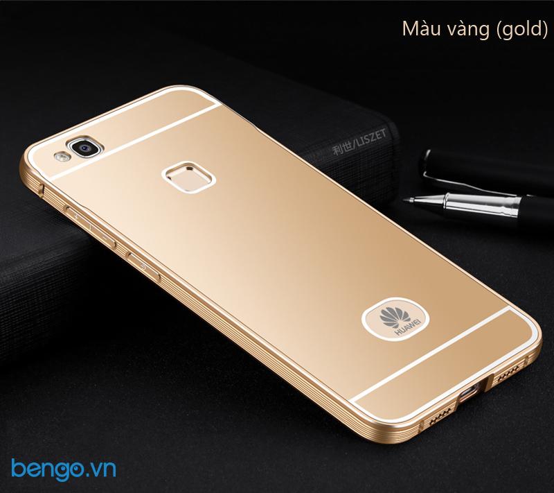 Ốp lưng viền kim loại Huawei P9 lite