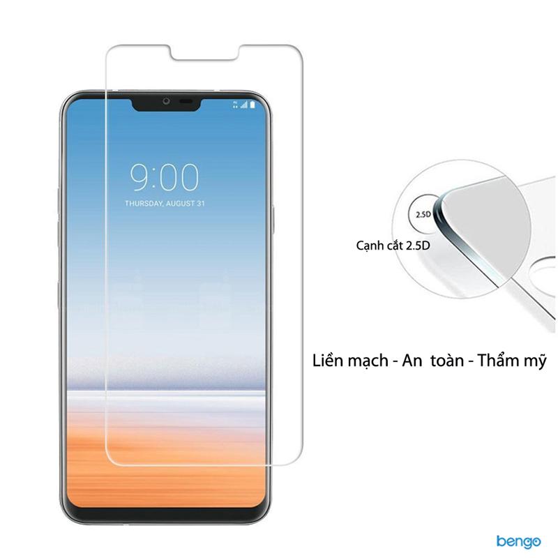 Dán màn hình cường lực LG G7 ThinQ 9H+ Pro