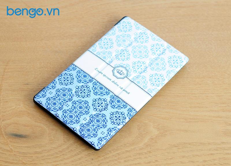 Bao da Lenovo Tab 3 8.0 hoa van
