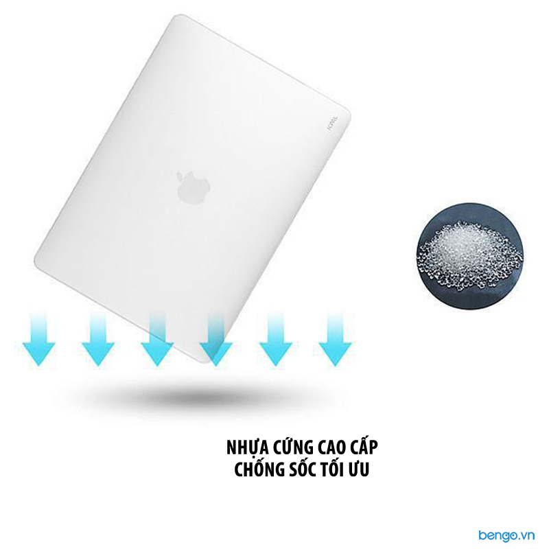 Ốp lưng Macbook Air 13'' 2018 JCPAL MacGuard siêu mỏng
