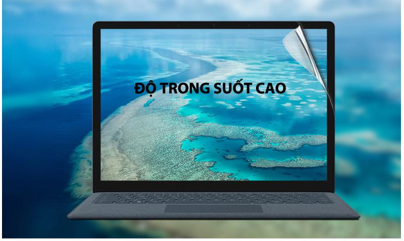 Dán màn hình Microsoft Surface Laptop JCPAL iClara