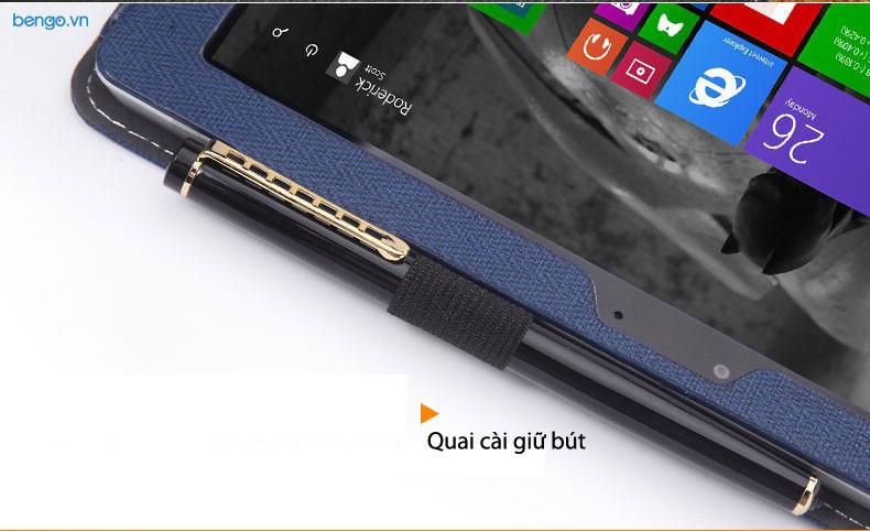 Bao da Microsoft Surface Pro 4 Veker kẻ sọc