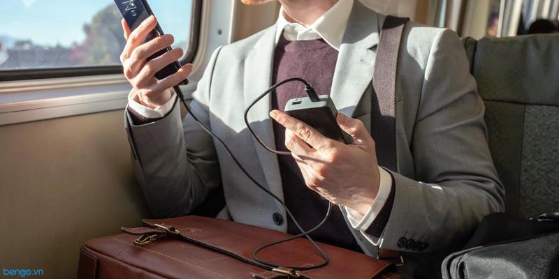 Pin sạc dự phòng 10050mAh Mophie Powerstation USB-C Power Delivery XL - 401101508