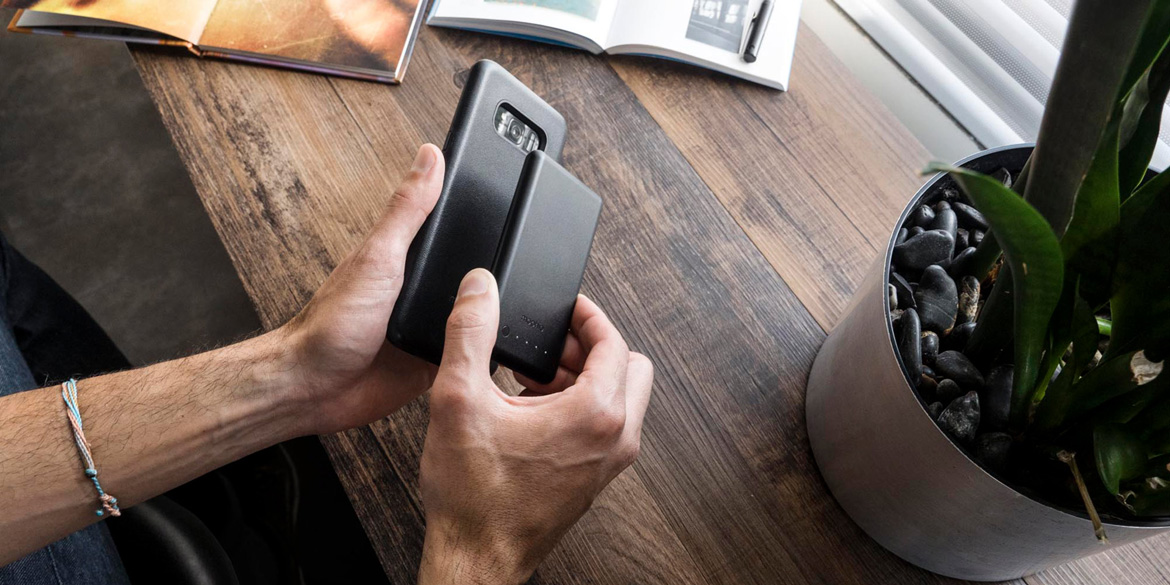charge force powerstation mini Mophie