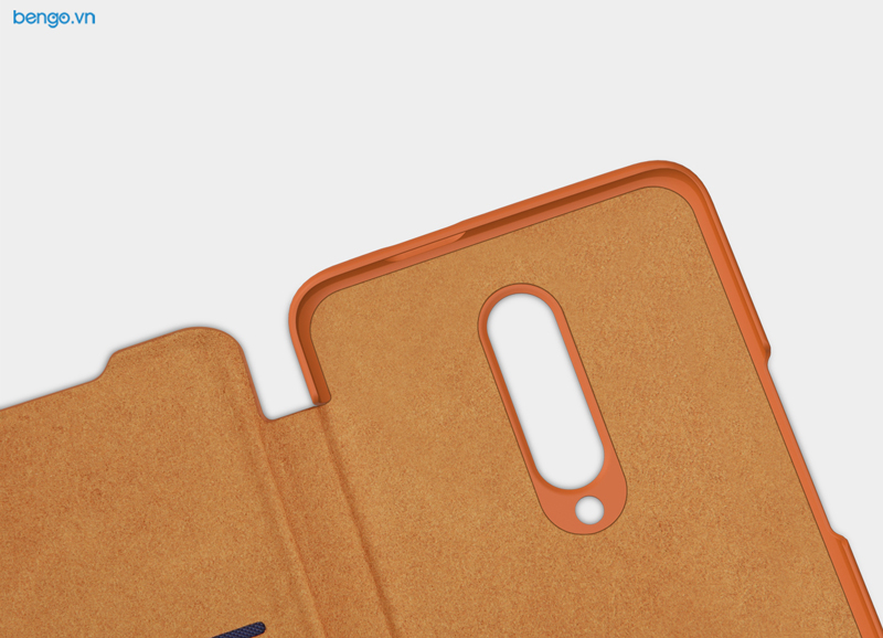 Bao da OnePlus 7 Pro NILLKIN QIN Series