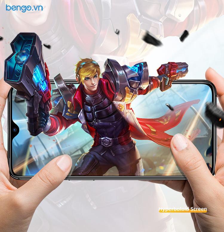 Dán cường lựcOnePlus 7TBenks Full màn hình
