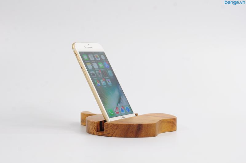 Đế dựng điện thoại hình quả táo