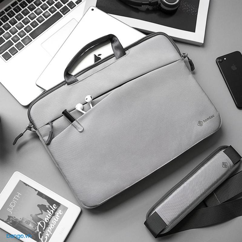 "Túi xách chống sốc Macbook Pro 15"" TOMTOC (USA) Messenger Bags"