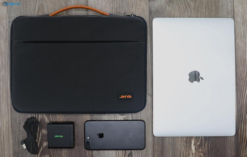 Túi chống sốc Laptop 13'' JINYA Vogue