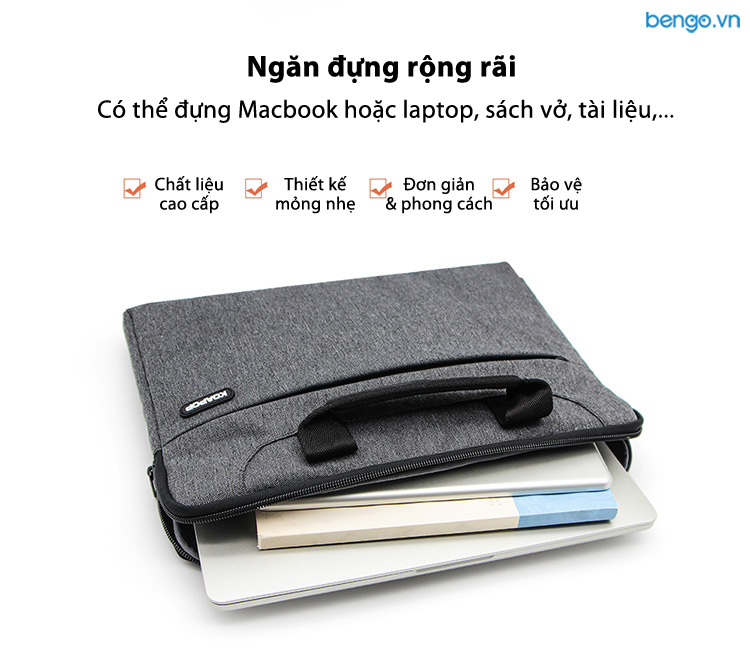 "Túi xách MacBook 15""/13"" KOAPOP Business"