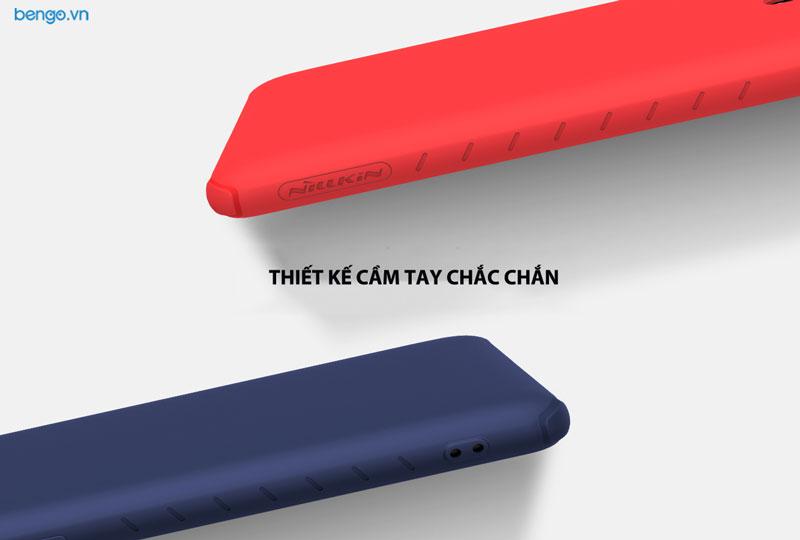 Ốp lưng Xiaomi Mi 9T/9T Pro/Redmi K20 Nillkin Rubber Wrapped