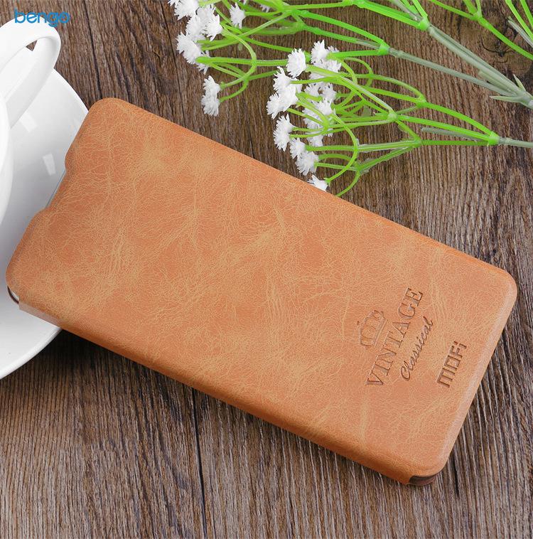 Bao da Xiaomi Mi Mix 2 hiệu MOFI họa tiết Classical