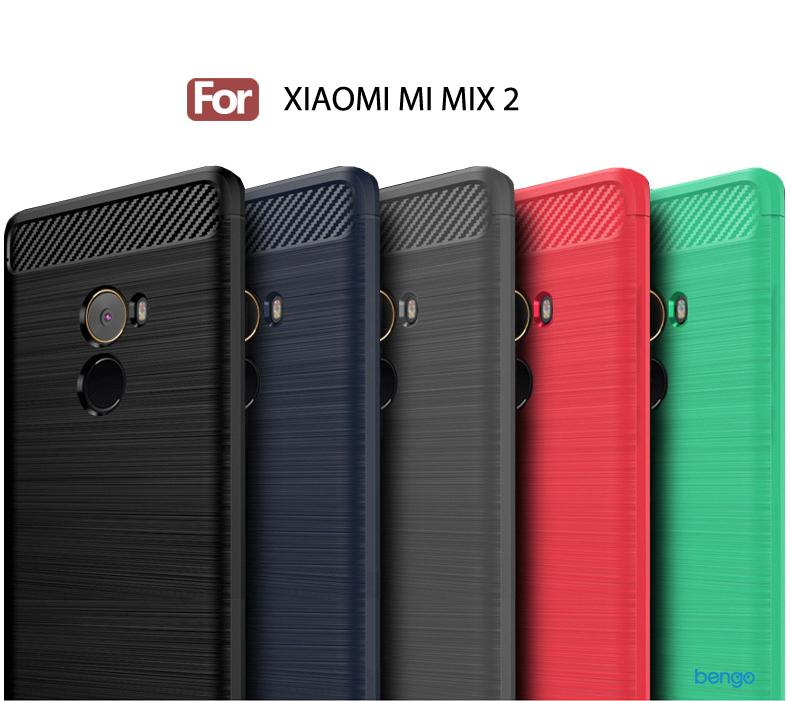 Ốp lưng Xiaomi Mi Mix 2 Rugged Armor