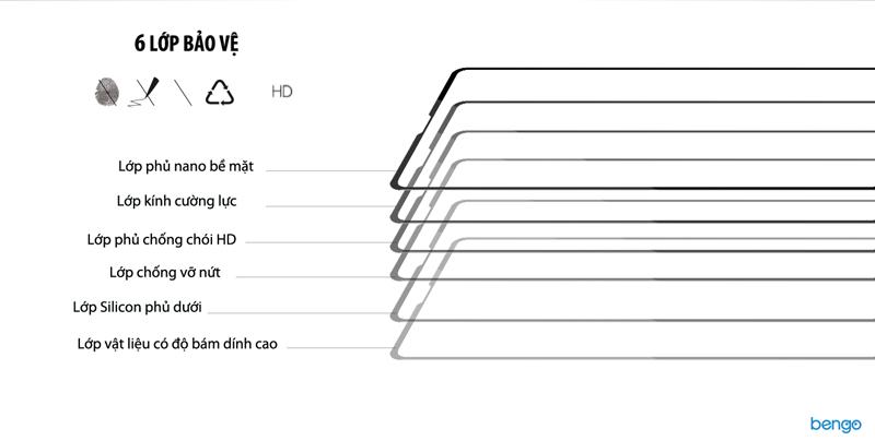 Dán cường lực Xiaomi Mi Mix 2/2s Nillkin 3D CP+MAX