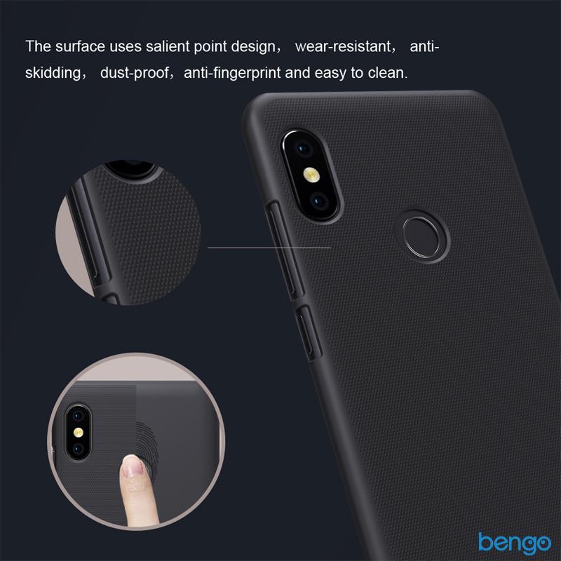 Ốp lưng Xiaomi Redmi Note 5 Nillkin