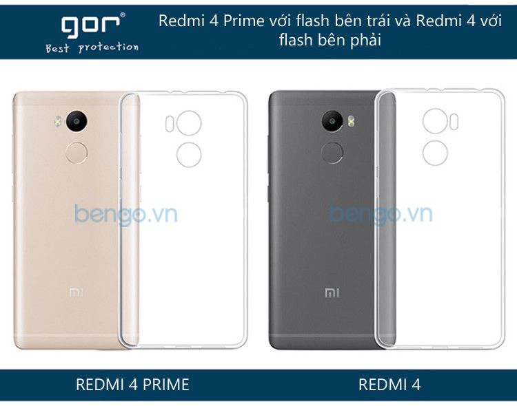 phan biet op lung Xiaomi Redmi 4/Redmi 4 prime