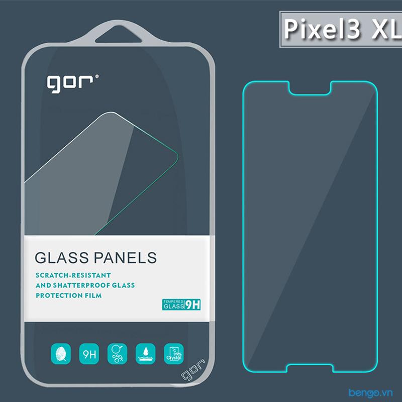 Dán màn hình cường lực Google Pixel 3 XL GOR (hộp 2 miếng)