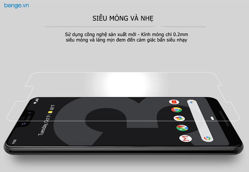Kính cường lực Google Pixel 3 XL Nillkin Amazing H+ Pro