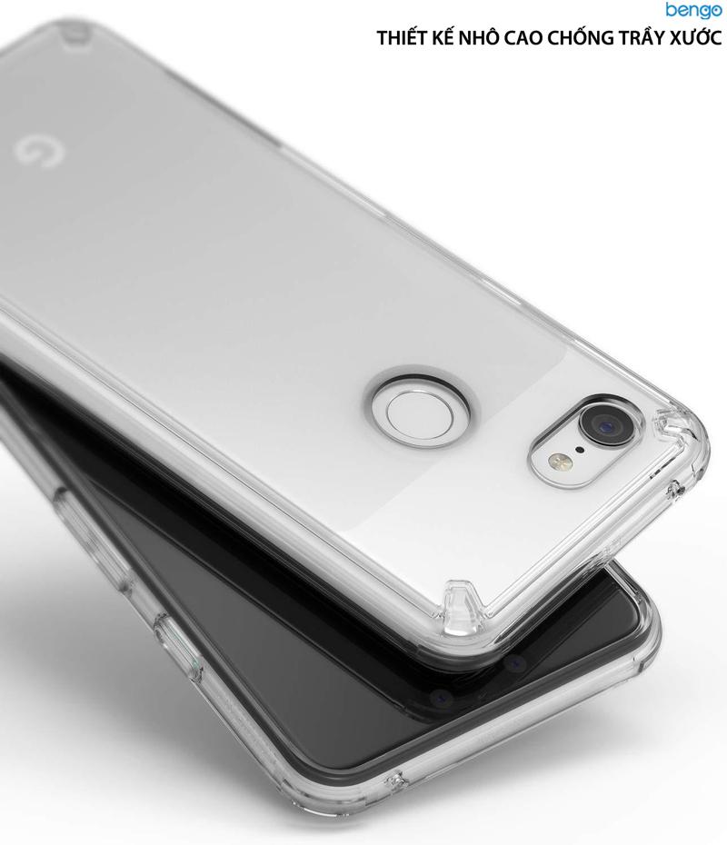 Ốp lưng Google Pixel 3 Ringke Fusion