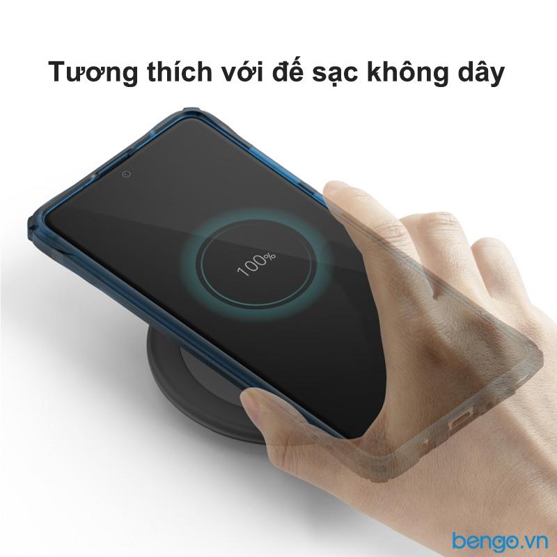 Ốp kungw tương thích với đế sạc không dây