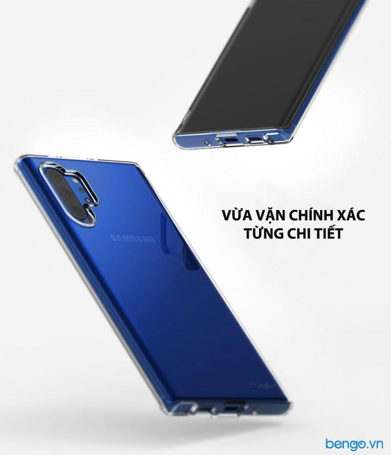 Ốp lưng Samsung Galaxy Note 10 Plus RINGKE Air