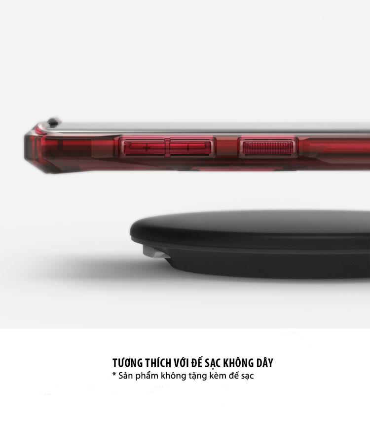 Ốp lưng Samsung Galaxy Note 10 Plus RINGKE Fusion X
