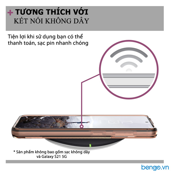 [U] Ốp lưng Samsung Galaxy S21 5G UAG Lucent Series