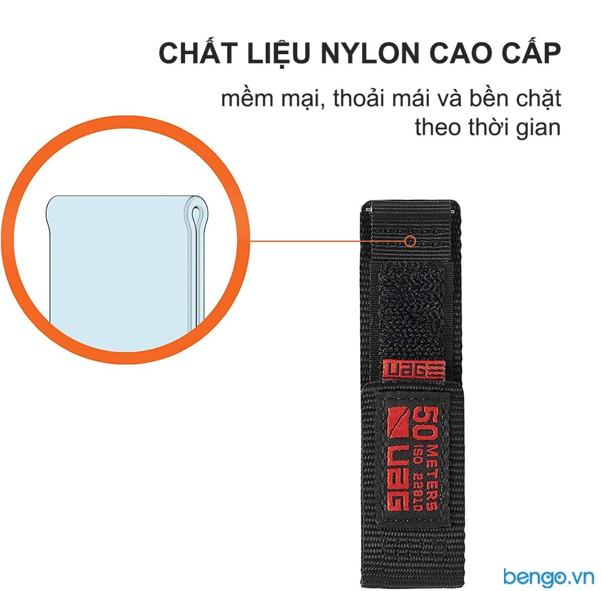 Dây đeo Samsung Galaxy Watch 46mm UAG Active Series