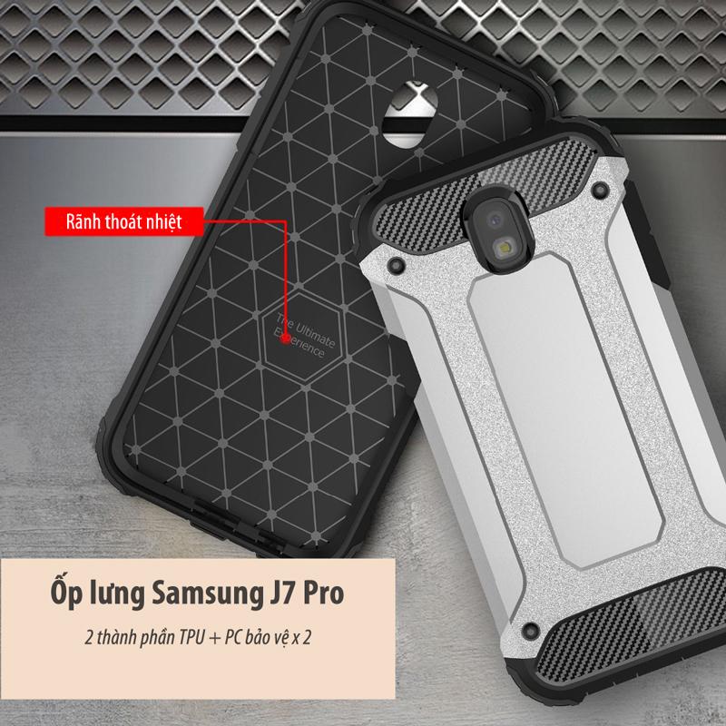 Ốp lưng Samsung Galaxy J7 Pro Hybrid Durable Shield