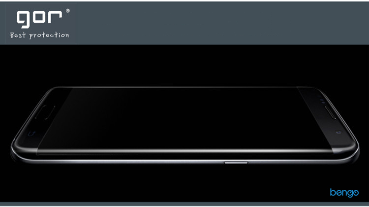 Dán màn hình Samsung Galaxy S6 Edge 3D full GOR (hộp 3 miếng)