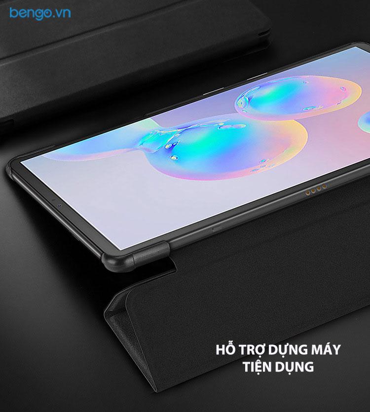 Bao da Samsung Galaxy Tab S6 SM-T860/T865 DUX DUCIS Smartcover