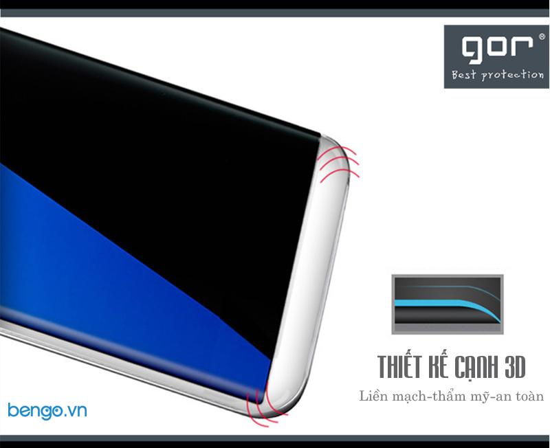 Dán màn hình Samsung Galaxy S8 3D Plus Full GOR