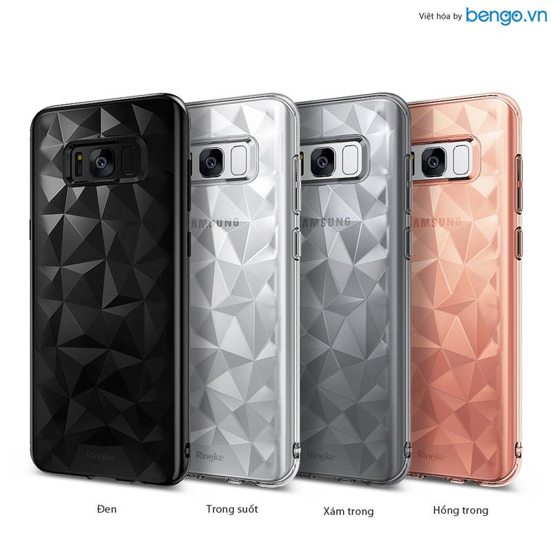 Ốp lưng Samsung Galaxy S8 Ringke Air Prism