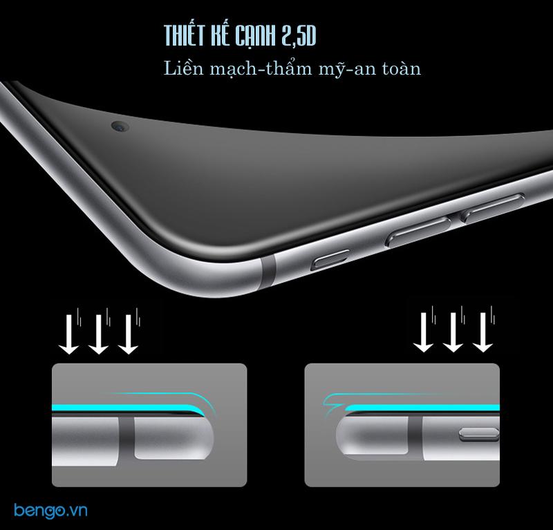 Dán màn hình cường lực Sony Xperia XZs 3D Full màn hình