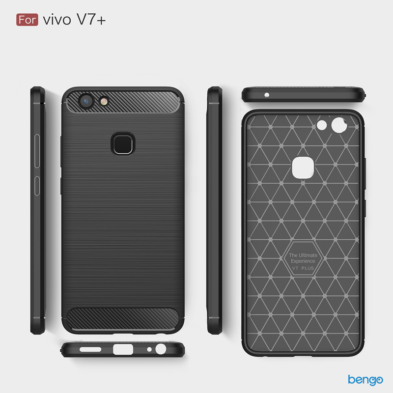Ốp lưng Vivo V7+ Rugged Armor